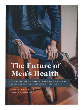 The Future Of Men's Health - Book