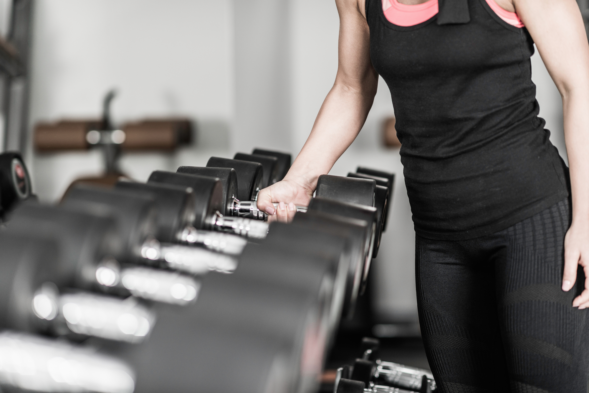 Why Women Should Lift Weights: Words of Advice From Brandi Binkley for Women Who Lift